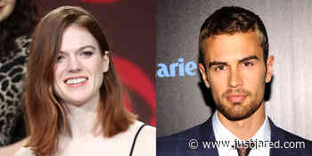 HBO Shares First Photo of Rose Leslie & Theo James in 'The Time Traveler's Wife' Series