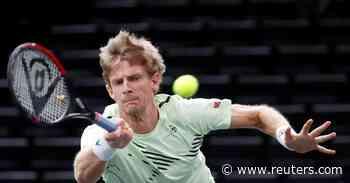 ATP roundup: Kevin Anderson reaches Estoril quarterfinals - Reuters