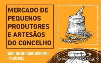 Aljustrel: Mercado de Pequenos Produtores e Artesãos do Concelho acontece amanhã - Voz Da Planicie