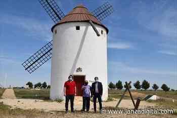 """El Molino de Piqueras en Mota del Cuervo (Cuenca) vuelve a presentar """"un estado óptimo"""" gracias a su restauración - Lanza Digital - Lanza Digital"""