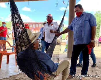 El Molino manifiesta su apoyo a Eliazar Gutiérrez | Política | Noticias | TVP - TV Pacífico (TVP)