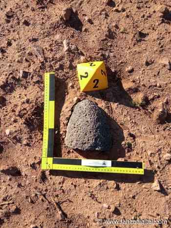 El Seprona halla dos piezas arqueológicas de un molino de mano en Daimiel - Lanza Digital - Lanza Digital