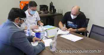 Prefeitura de Pinheiral firma convênio com o UBM - Destaque Popular