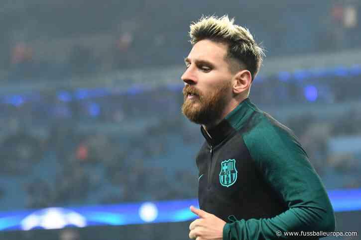"""Was macht Lionel Messi? """"Er ist hin- und hergerissen"""" - Fussball Europa"""