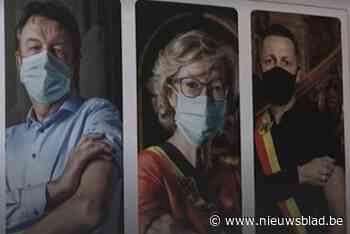 Heisa rond Veerle Heeren zindert na in Nieuwerkerken - Het Nieuwsblad