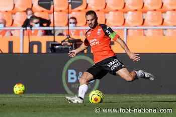 Lorient : 21 joueurs pour le match du maintien face à Strasbourg