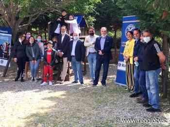 Villa San Giovanni. Per la 27esima Giornata Internazionale delle Famiglie il Kiwanis dona una giostrina - Reggio TV