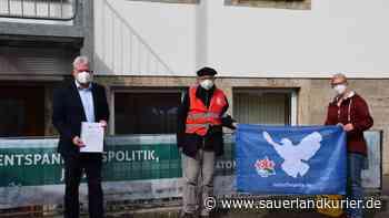 """""""Für eine gerechte Welt"""": Friedenswanderung führt auch durch das Sauerland - SauerlandKurier"""