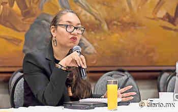 Claudia Arlett Espino asume presidencia del IEE Chihuahua - El Diario
