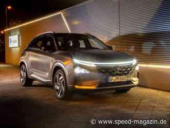 Hyundai NEXO: Zweites Hyundai Serienmodell mit Brennstoffzellenantrieb und Reichweite von 756km - Speed-Magazin Motorsport Nachrichten