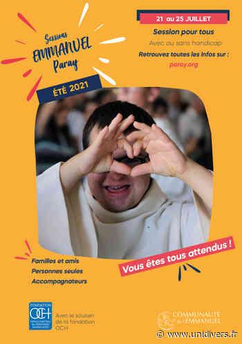 Session pour tous Sanctuaire de Paray le Monial mercredi 21 juillet 2021 - Unidivers