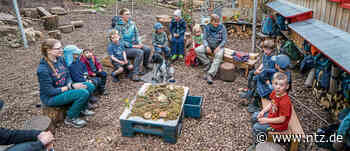 Wo die Fantasie Wurzeln schlägt - Mit dem Waldkindergarten Neuenhaus auf Entdeckungstour- NÜRTINGER ZEITUNG - Nürtinger Zeitung
