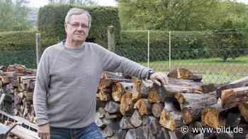 Kirkel: Dubiose Facebook-Anzeige: Holz-Betrüger hauen Rentner übers Ohr - BILD