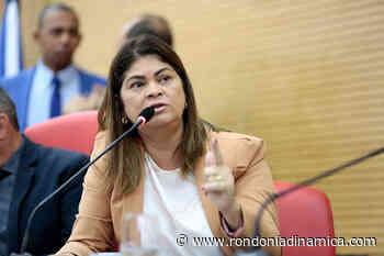 Deputada Cassia indica ao governo a inclusão de todas as lactantes no rol de vacinação contra a Covid-19 - Rondônia Dinâmica