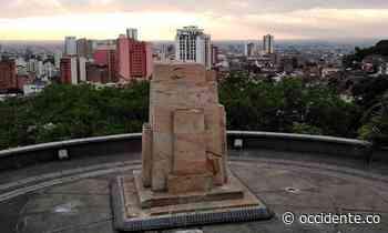 Retiran cabra que estaba en el monumento a Belalcázar, ¿qué pasará con este sitio? - Diario Occidente