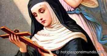 La Iglesia recuerda hoy a Santa Rita de Casia Noticias Argentina - Noticias por el Mundo
