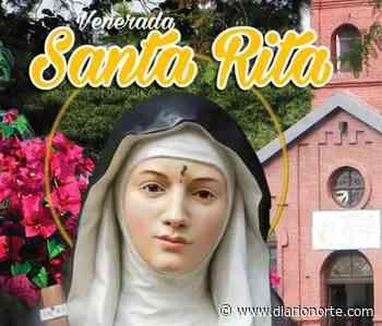 Este sábado una lámina de Santa Rita, con la edición de NORTE - Diario NORTE