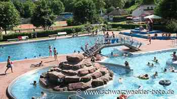 Für Geimpfte, Getestete oder Genesene - Freibad Bad Liebenzell plant Öffnung ab Pfingstsonntag - Schwarzwälder Bote