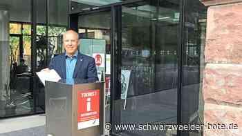 Bad Liebenzell - Amtsinhaber tritt erneut zur Wahl an - Schwarzwälder Bote