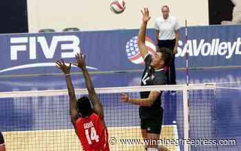 Steinbach volleyball player closing in on Olympic dream - Winnipeg Free Press