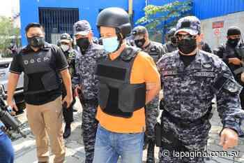Juan Carlos Guzmán, suegro de Funes, es trasladado al penal de Zacatecoluca - Diario La Página