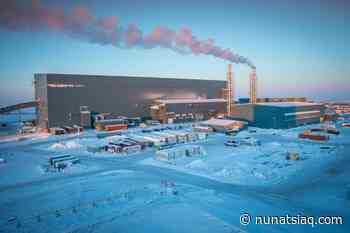 Hearing date set for Agnico Eagle's pipeline proposal north of Rankin Inlet - Nunatsiaq News
