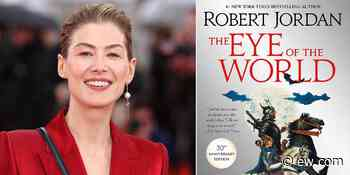 Amazon renews Rosamund Pike-led 'The Wheel of Time' for season 2 before series even premieres - Entertainment Weekly News