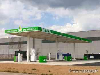 Une station biogaz en projet au pôle poids lourds, à Vierzon - Le Berry Républicain