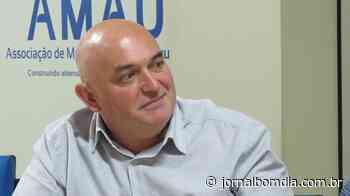 Jacutinga: avançar ainda mais na produtividade agrícola, diz prefeito - Jornal Bom Dia