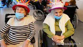 Quint-Fonsegrives. Deux centenaires à la maison de retraite - ladepeche.fr