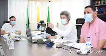 Barrancas quiere que la alternancia sea segura para la comunidad educativa, advierte alcalde - La Guajira Hoy.com