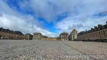 El Palacio de Versalles en Francia solo está abierto para Al-Arabiya.net - Over Karma