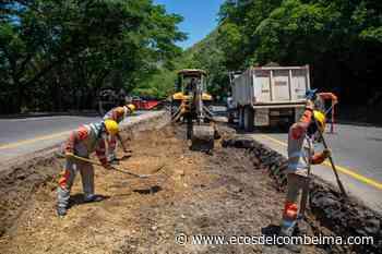 Con nuevos frentes de obra avanza el proyecto Tercer Carril Bogotá-Girardot - Ecos del Combeima