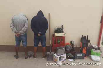 Allanan una casa del Juan Díaz de Solís y apresan a dos hermanos acusados de robo - Nuevo Diario de Santiago del Estero