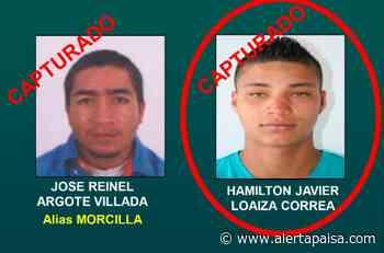 """Capturan uno de los duros del """"Mesa"""" en el municipio de Sonsón, Antioquia - Alerta Paisa"""