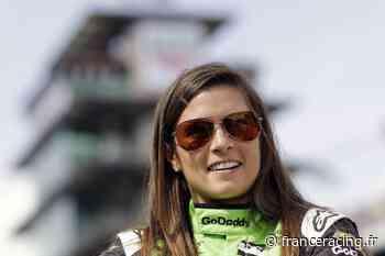 Danica Patrick au volant du Pace Car à l'Indy 500 - France Racing