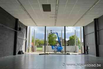 Nieuwe gymzaal voor Keerbergse Gympies komt eraan (Keerbergen) - Het Nieuwsblad