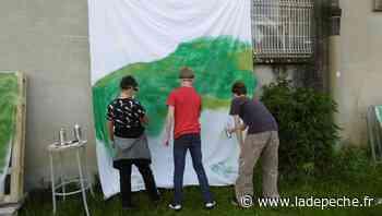 Gimont. Atelier Graf'pour les ados ! - ladepeche.fr