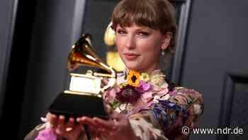 Peter Urban über Taylor Swift - NDR.de