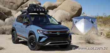 VW Taos: antes da estreia no Brasil, SUV ganha versão casca grossa nos EUA - UOL