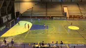 Na prorrogação, Lagarto Futsal vence Una City e avança de fase na Copa do Brasil - globoesporte.com