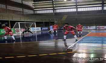 Copa do Brasil de Futsal: Lagarto joga hoje em decisão por vaga - Infonet