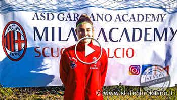 Vico del Gargano: Marica Pupillo, una principessa alla corte del AC Milan Femminile (VIDEO) - StatoQuotidiano.it