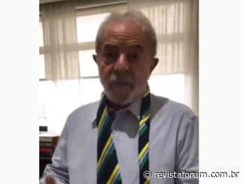 VÍDEO: Lula explica origem da gravata que Pazuello tentou imitar na CPI do Genocídio - Revista Fórum