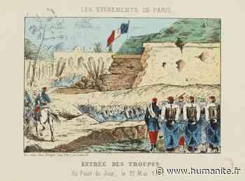 21 mai 1871, M. Thiers avait promis d'entrer hier dans Paris - L'Humanité