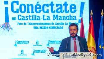 Castilla-La Mancha presenta su nueva 'Estrategia regional de Telecomunicaciones' - El Digital de Albacete