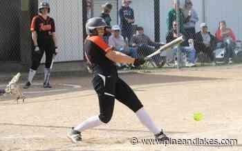 Softball: PR-B tops Isle, falls to Panthers - Pine and Lakes Echo Journal
