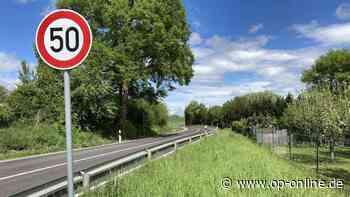 Nidderau: Entschärfung der S-Kurve an der B521 bei Eichen laut Hessen Mobil geplant, aber zeitlich nicht ab... - op-online.de