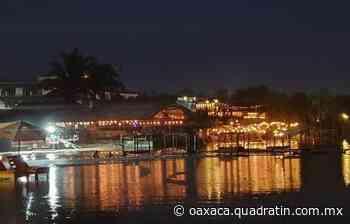 Afecta mar de fondo restaurantes en Puerto Escondido - Quadratín Oaxaca