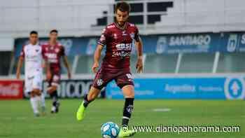Francisco Cerro se va de Central Córdoba para jugar en el Aldosivi de Gago - Diario Panorama de Santiago del Estero